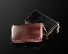 シェルコードバン財布