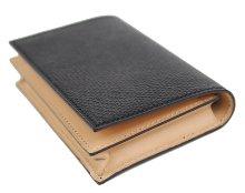型押しコードバン財布