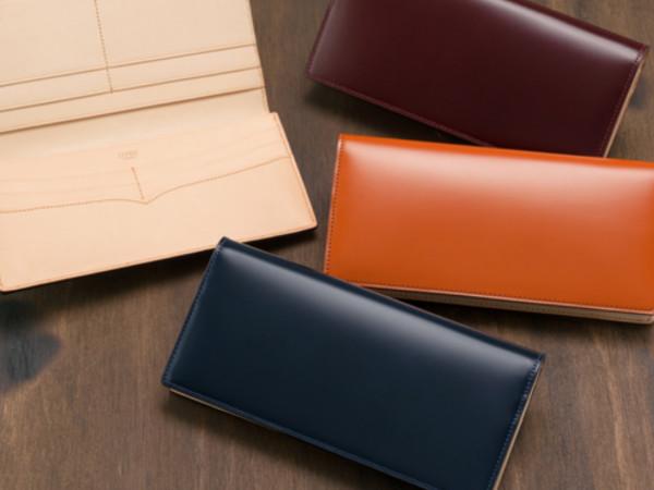CYPRIS(キプリス)のコードバン財布
