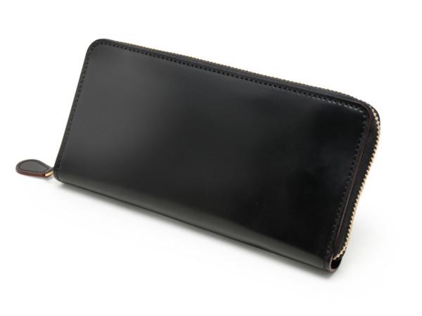 GANZO(ガンゾ)のコードバン財布