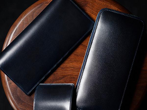 二宮五郎商店(にのみやごろうしょうてん)のコードバン財布