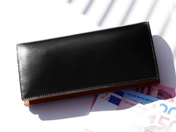 土屋鞄製作所(TSUCHIYA KABAN)のコードバン財布