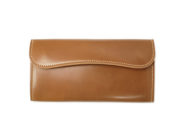 WILDSWANS(ワイルドスワンズ)のコードバン財布