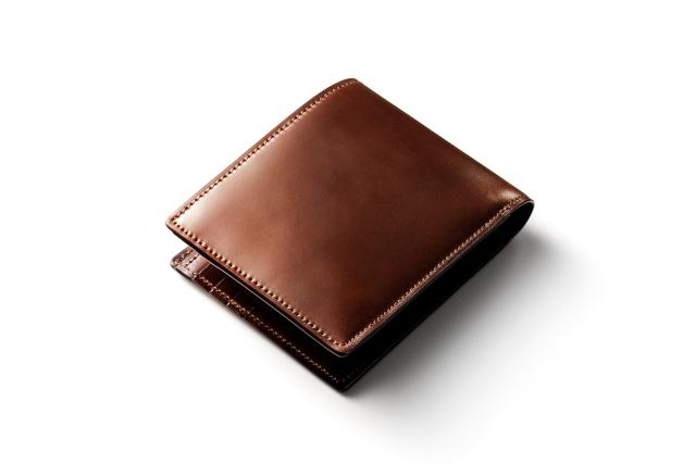 シェルコードバン・ジョンブル(二つ折り財布)
