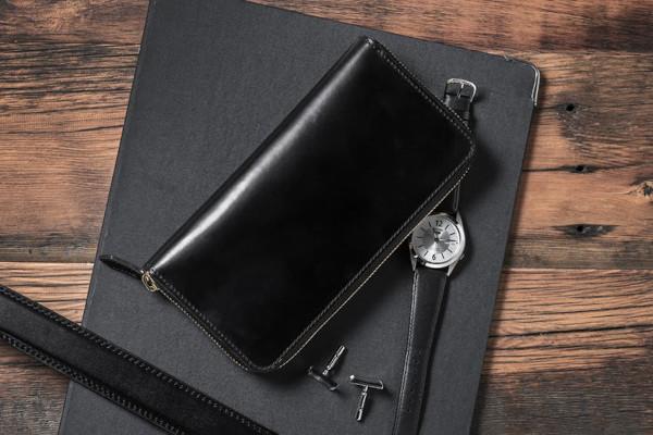 crafsto(クラフスト)シェルコードバン財布シリーズ
